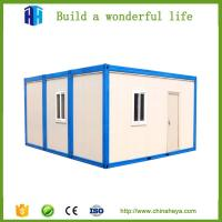 Quality premade houses modular cabins steel shipping containers for sale for sale