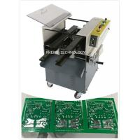China 380V Components PCB Lead Cutting Machine High Efficiency Low Noise 77x96x107 CM on sale