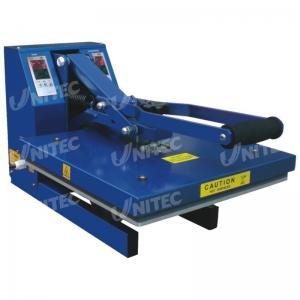 China LCD Display 380x38 Heat Press Machine Cap Sublimation Printing on sale