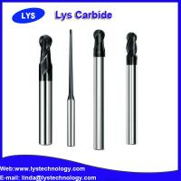 various carbide 2 flute ball nose end mill