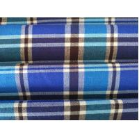 Quality 100% COTTON POPLIN FABRIC WITH YARN DYED CHECKS   CWT  #12090 for sale