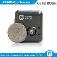 Buy cheap RF-V8 cheap easy install wireless gps car tracker from wholesalers