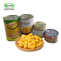 Quality Factory Wholesale Fresh Delicious Yellow Whole Kernel Sweet Corn for sale