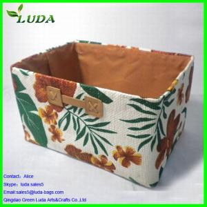 Quality beautiful large storage box/basket for sale