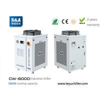 Buy cheap S&A water chiller CW-6000 with 3KW cooling capacity and environmental refrigeran from wholesalers