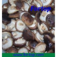 China Canned Shiitake Mushroom in Brine on sale