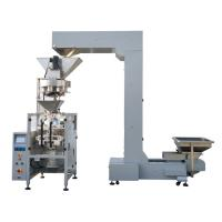 Quality Pneumatic Control Seal Packing Machine , Carton Steel Food Packing Machine for sale