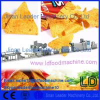 Quality 380v/50Hz Corn chips making equipment China supplier for sale