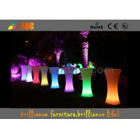 Buy Cocktail table , LED Lighting equipment For Outdoor / Indoor use at wholesale prices