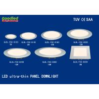 Quality Diameter 180mm LED Recessed Panel Down light 10W 4000K IP40 Round for sale