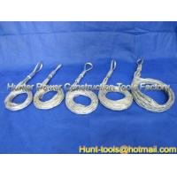 Quality Non-Conductive Galvanized Single Eye Cable Grips for sale