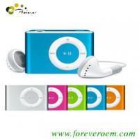 Quality Mini Clip MP3 Player (FT-M01) for sale