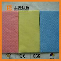 Quality Segment Nonwoven Wipes Biodegradable Non Woven Products in Blue Black Pink for sale