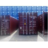Quality 40ft Open Top Shipping Container High Cube Soft Tarpaulin With CSC Certification for sale