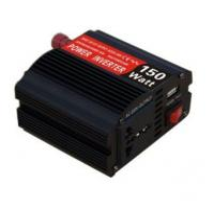 Quality Car inverter charger Power adapter 150W Car Power Inverter DC 12V to AC 220V USB 5V for sale