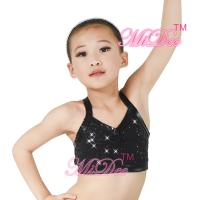 108ed782d Camisole Full Sequins Jazz Bra Tank Top Hip Hop Dance Clothes With ...