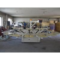 Quality Semi automatic textile screen printing machine for sale
