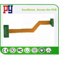 Quality Fr4 Polyimide Flexible Pcb Prototype , PCB Printed Circuit Board HASL Surface. for sale