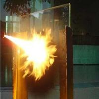 China China factory safety glass fire-resistant glass for sell on sale