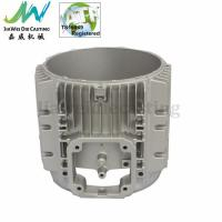 China Light Weight Frame Aluminum Extrusion Housing Electric Motor Usage on sale