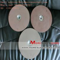 Quality 6A2T diamond grinding disc, diamond grinding pad for surface or face grinding Mary@moresup for sale