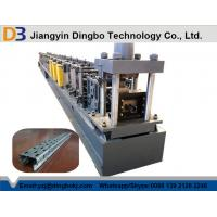 Quality Supermarket Shelves Storage Racking Roll Forming Machine Manual Adjustment Of Size for sale