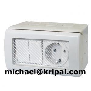 Quality waterproof power socket for sale