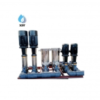 China Industrial RO Plant CDL8-16 15m³/hr CNP High Pressure Pump on sale
