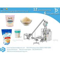 China Flour Packing Machine With Bag Filling And Sealing Machine With Date Coder on sale