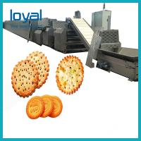 Quality Animal Pet Puffed Food Making Machine Dog Biscuit Food Processing Line for sale