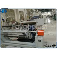 Quality High Output PVC Board Making Machine , Plastic Sheet Manufacturing Machine for sale