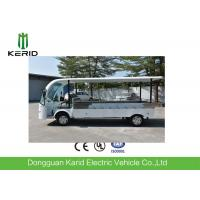 Quality 72V DC Motor Utility 2 Front Seats Electric Cargo Van , Max.Speed 30km/h for sale