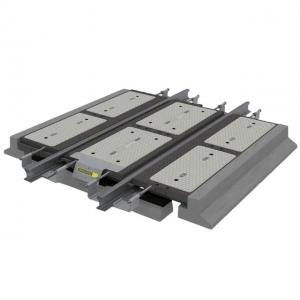 Quality High Quality railway rubber crossing plate for sale