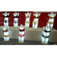 China Half Body Lingerie Lighting Mannequin on sale