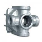Quality CNC Machining Aluminum Die Casting Parts Aluminium Housing For Led Lights for sale