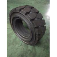 China 16X6-8 Solid Truck Tires Forklift Tyre Replacement High Wear Resistance on sale