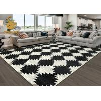 Buy Custom Eco-friendly Printed Indoor Area Rugs For Living Room SGS at wholesale prices