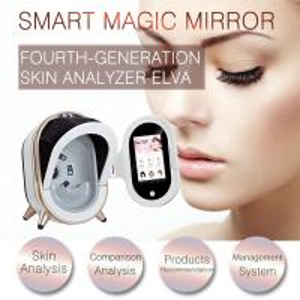 Quality RGB And UV Spectrum 3d Skin Analyzer IPad 20 Million Pixels for Wrinkle test for sale