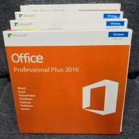 Quality Box Microsoft Office Professional Plus 2016 / Link Microsoft Office Key Code for sale