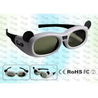 Quality DLP LINK Projector active shutter 3D glasses for Child  for sale