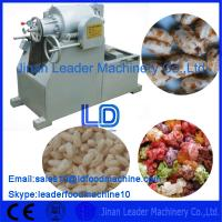 Quality ISO9001 Automatic Stainless Steel certified Air flow puffing machine for sale