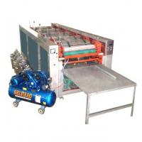 Quality Woven Bag Flexographic Printing Machine High Output 1000-2000pcs/Hr for sale