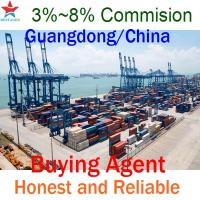 Quality Guangzhou market sourcing purchasing buying agent for sale