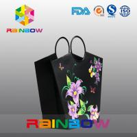 Buy Women Promotion Cutom Printing Paper Gift Bag , Customized Paper Bags / Shopping Bags at wholesale prices