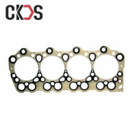 Quality Head Gasket ME013334 Japanese Truck Engine Parts Mitsubishi Fuso 4D33 Engine for sale