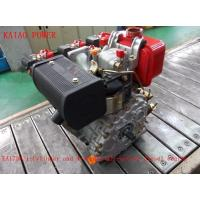 Quality 0.247L Displacement Air Cooled Diesel Engine With Recoil Start / Electric Satrt System for sale