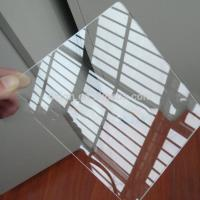 Quality Clear transparent cast acrylic PMMA sheet for sale