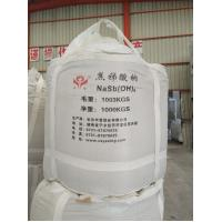 Buy White Color Sodium Pyroantimonate Low Refractive Index Glass Additive at wholesale prices