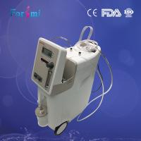 Quality 26kg oxygen facial machine  for wrinkle removal and skin rejuvenation white color for sale