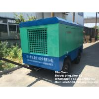 Electric Portable Piston Air Compressor 13m3/min Capacity